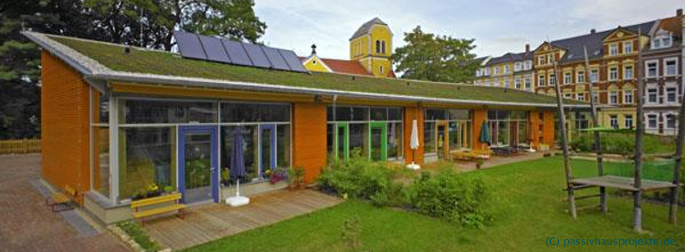 Example of Passive House