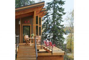 FabCab 550 sq ft cabin