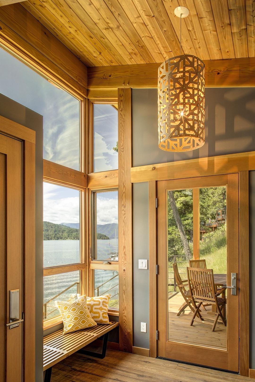 TimberCab Interior