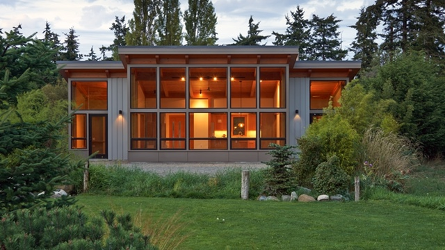 TimberCab exterior