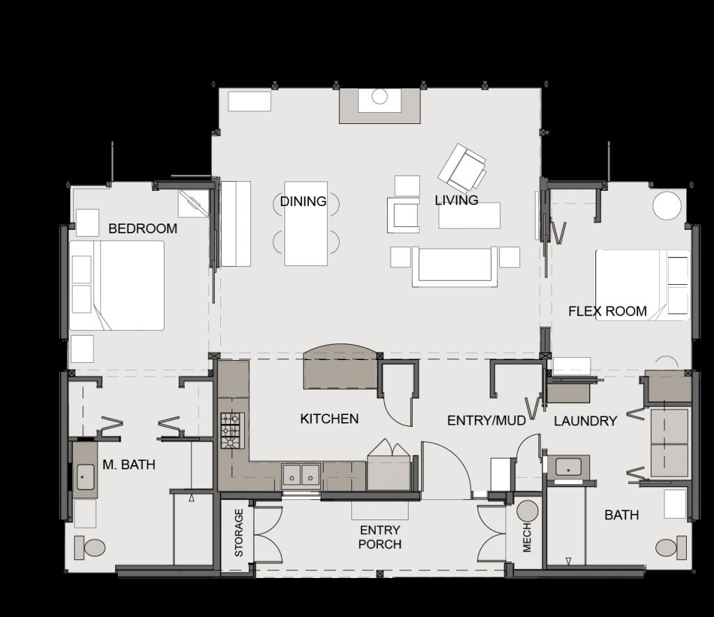 FabCab floor plan